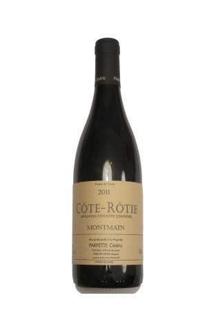 """Domaine Parpette Côte-Rôtie """"Montmain"""" 2016"""