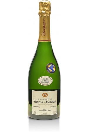 Simart Moreau Champagne Grand Cru Cuvée des Crayères 2010