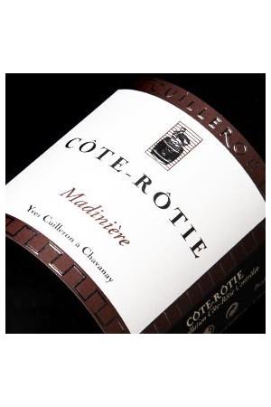 """Côte Rôtie """"Madinière"""" Cave Cuilleron 2017"""