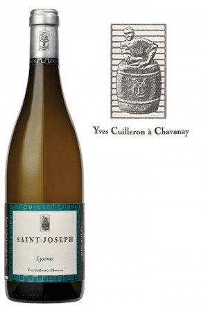 "St Joseph blanc ""Lyséras"" Cave Cuilleron 2012"