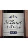 "Meursault  ""Les Tillets"" Alain Gras 2007"