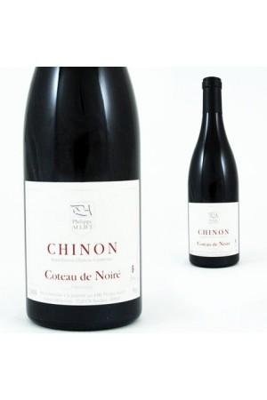 """Chinon """"Coteaux de Noiré"""" Domaine Philippe Alliet 2011"""