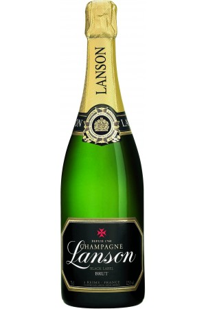 "Champagne ""Black Label"" Lanson"
