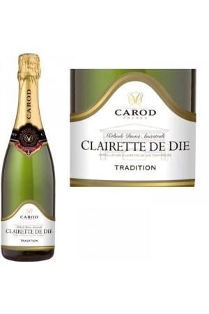 """Cave Carod Clairette de Die """"Cuvée Tradition"""""""
