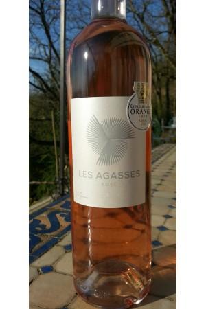 """Rosé """"Les Agasses"""" Château Val Joanis 2015"""