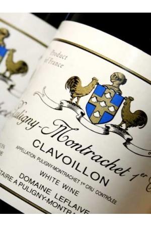 """Puligny-Montrachet """"Le Clavoillon"""" Leflaive 2007"""