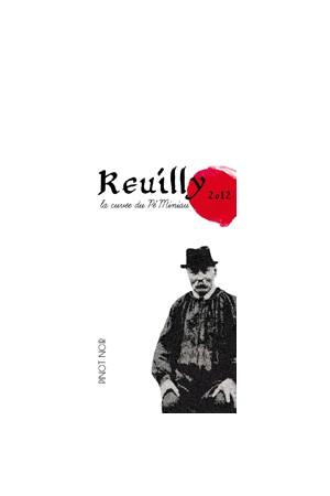 """Reuilly rouge """"Cuvée du Pé-Miniau"""" Demoiselles Tatin 2014"""
