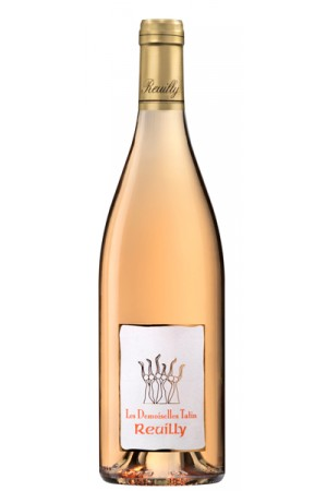 "Reuilly rosé ""Les Lignis"" Demoiselles Tatin 2013"