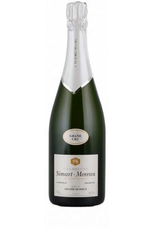 Champagne Simart - Moreau  Brut Grande réserve Grand Cru