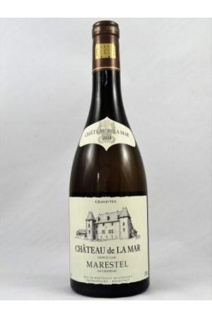 Roussette de Savoie Cru Marestel Cuvée La Chapelle 2014