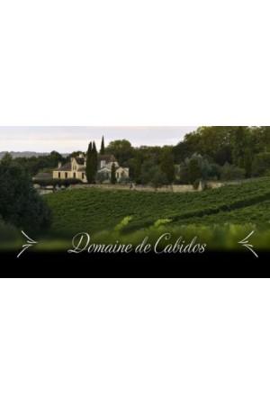 """Dom. de Cabidos sec cuvée """"Gaston Phoebus""""  2016"""