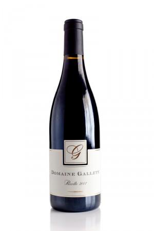 Domaine Gallety Côtes du Vivarais 2015